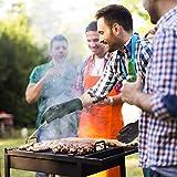 Better Choice Grillhandschuhe, Ofenhandschuhe Hitzebeständige bis zu 500 ° C, Premium Kochhandschuhe für BBQ, Kochen, Backen und Schweißen - 7