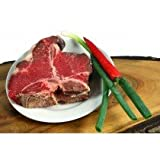 Porterhouse-Steak – T-Bone dry aged