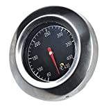 Thermometer Bratenthermometer Grillthermometer Edelstahl Gasgrill Barbecue BBQ